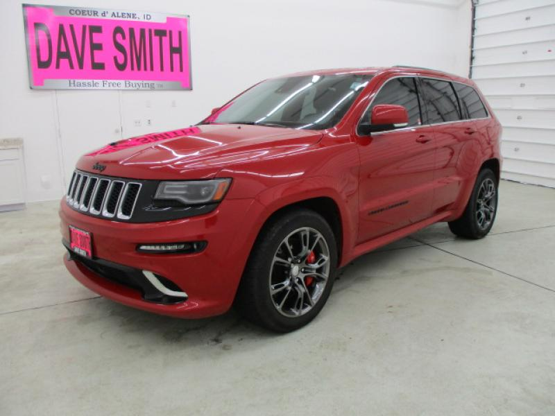 Good Pre Owned 2014 Jeep Grand Cherokee SRT8