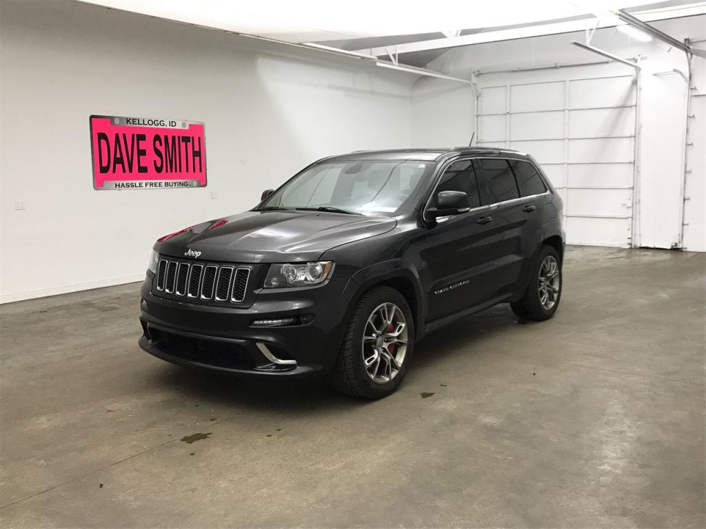Pre-Owned 2013 Jeep Grand Cherokee SRT8