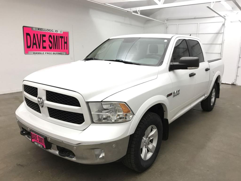 Pre-Owned 2015 Ram 1500 Outdoorsman Crew Cab Short Box
