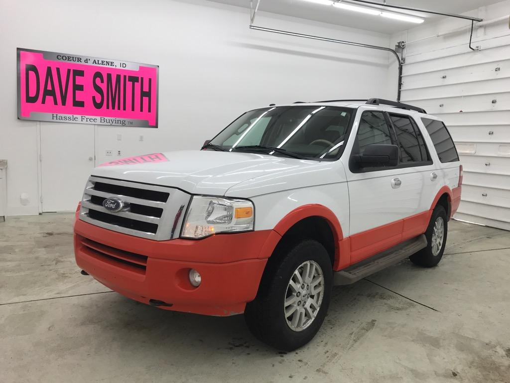 Pre-Owned 2011 Ford Expedition