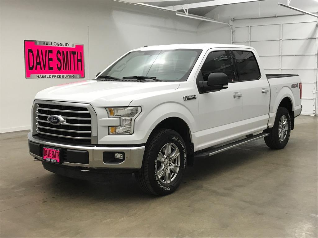 Super Crew Cab >> Pre Owned 2015 Ford F 150 Crew Cab Short Box 4wd