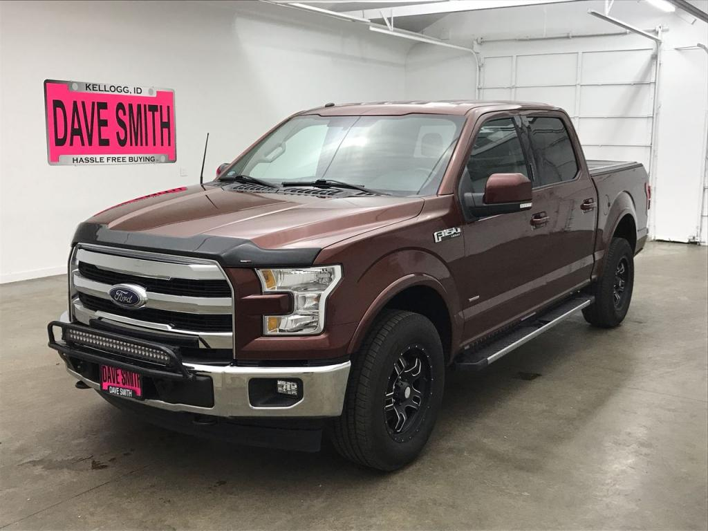 Pre-Owned 2017 Ford F-150 Crew Cab Short Box