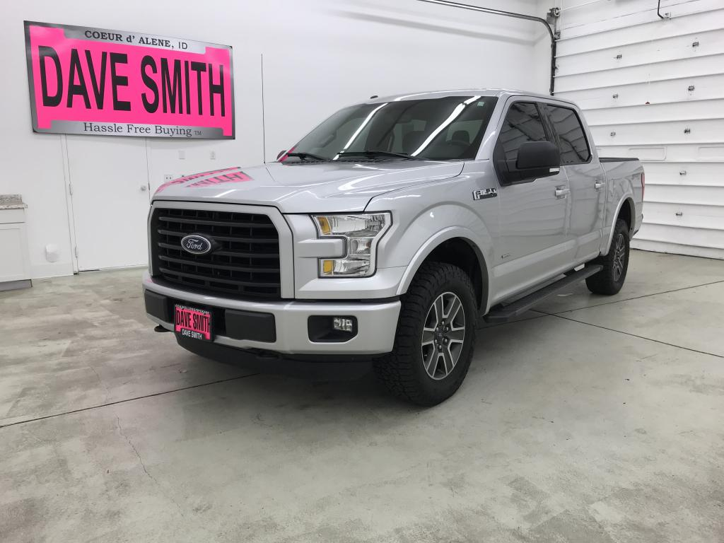 Pre-Owned 2015 Ford F-150 XLT Sport Crew Cab Short Box