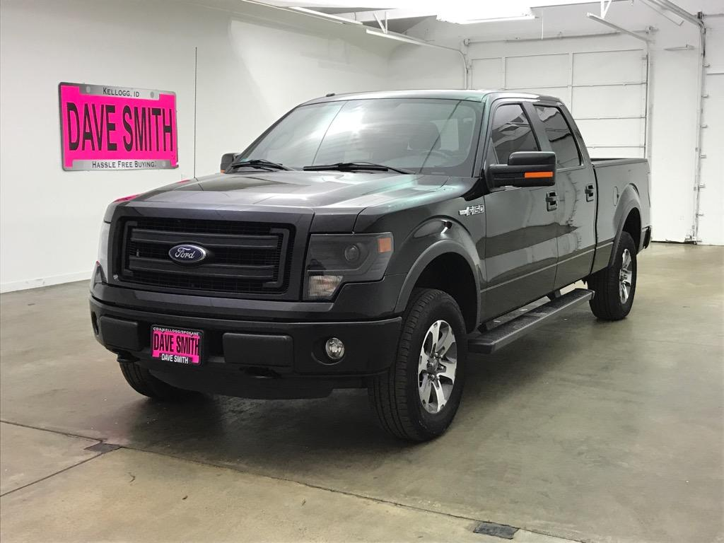 Pre owned 2014 ford f 150 fx4