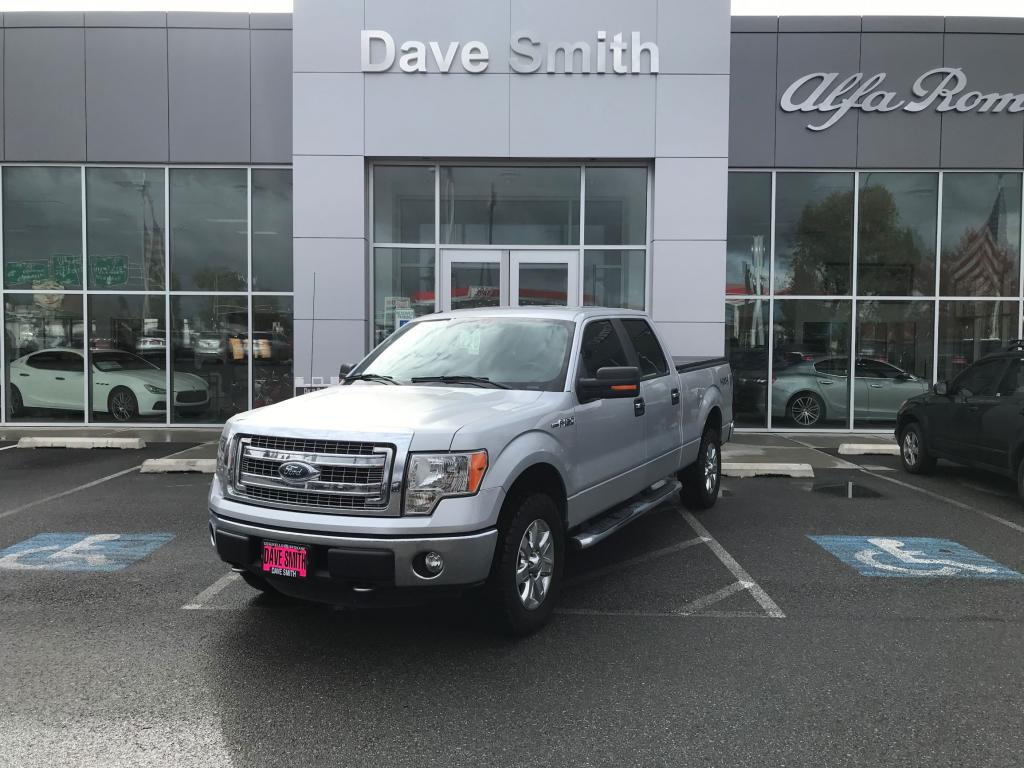 Pre-Owned 2014 Ford F-150 Crew Cab Short Box