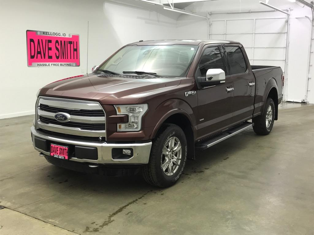 2015 Ford F 150 Regular Cab >> Pre Owned 2016 Ford F 150 Crew Cab Short Box 4 Door Cab Styleside