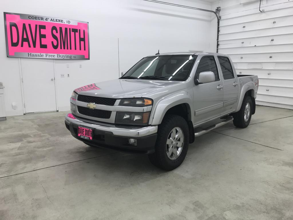 Pre-Owned 2011 Chevrolet Colorado LT w/2LT