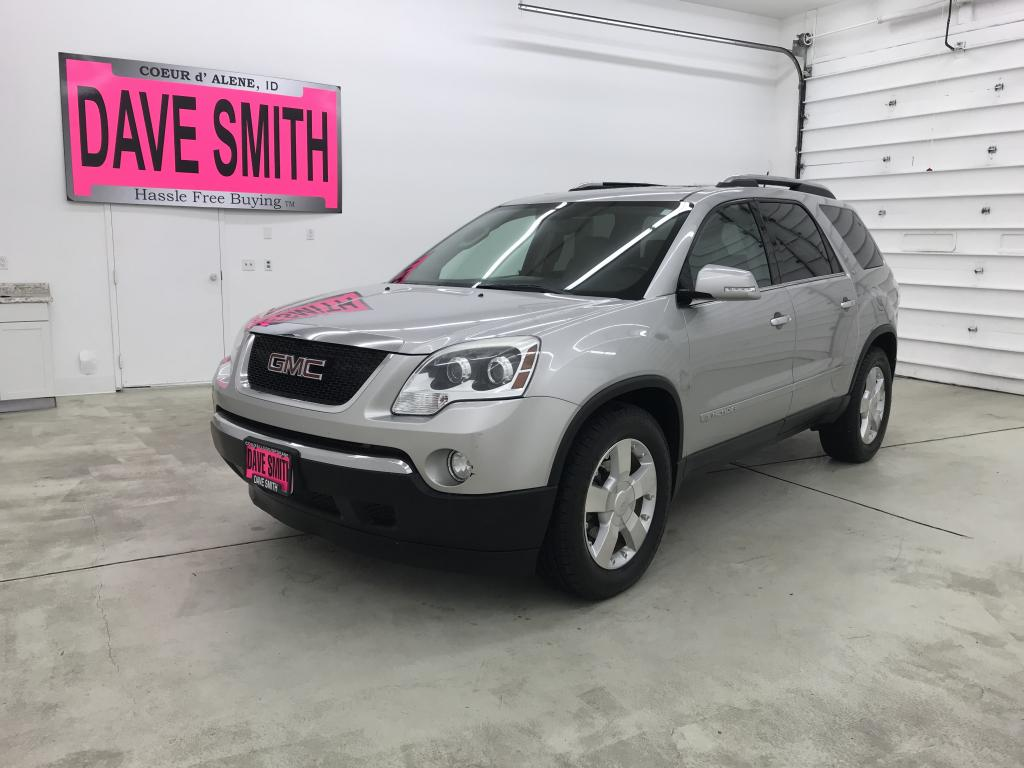 Pre-Owned 2007 GMC Acadia Special Edition SLT