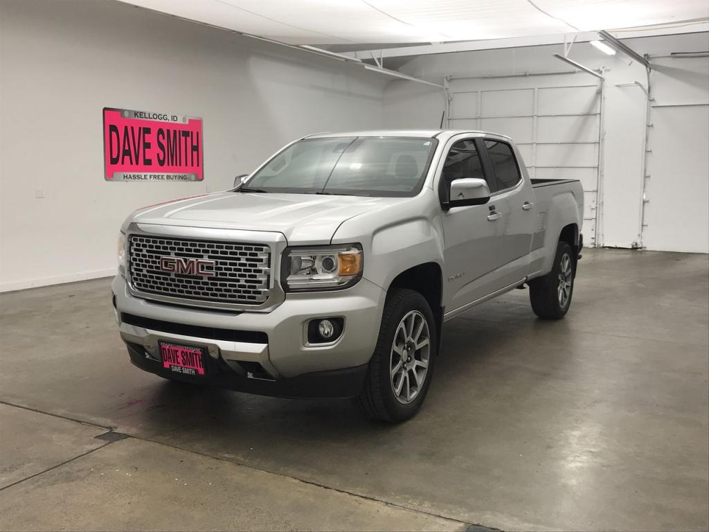Pre-Owned 2018 GMC Canyon Denali Crew Cab Short Box