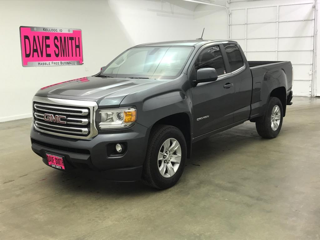 Pre-Owned 2016 GMC Canyon SLE Extended Cab Short Box