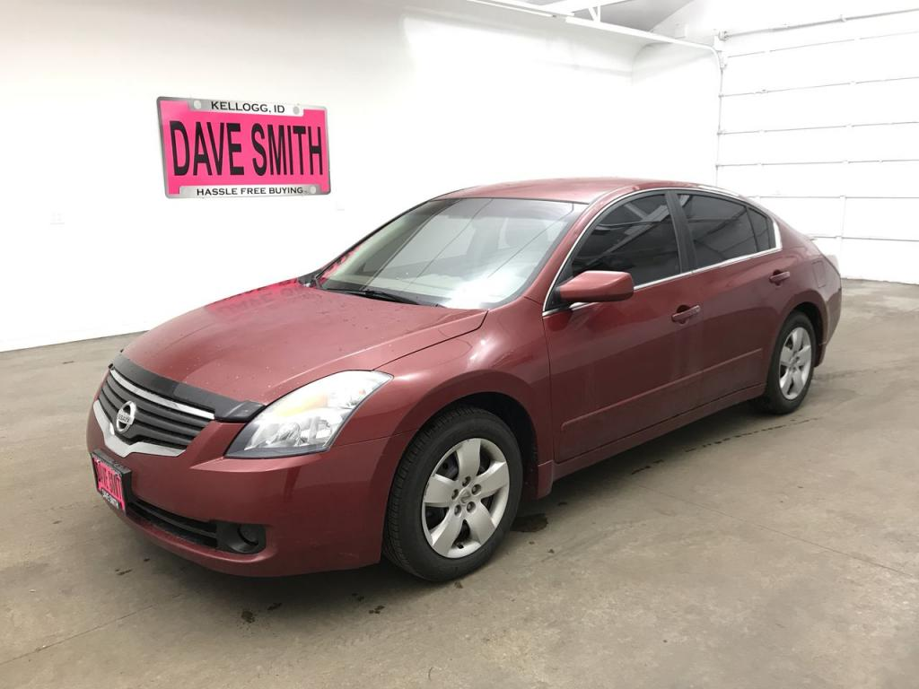 Pre-Owned 2008 Nissan Altima S