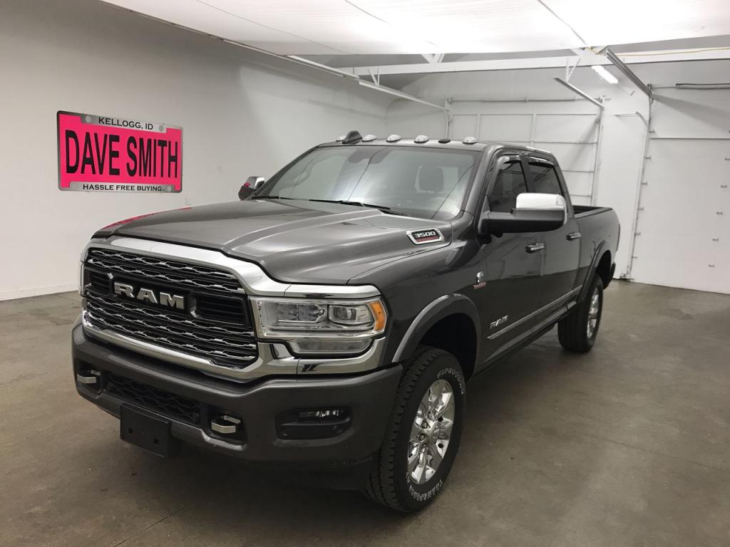 Pre-Owned 2019 Ram 3500 Limited Crew Cab Short Box