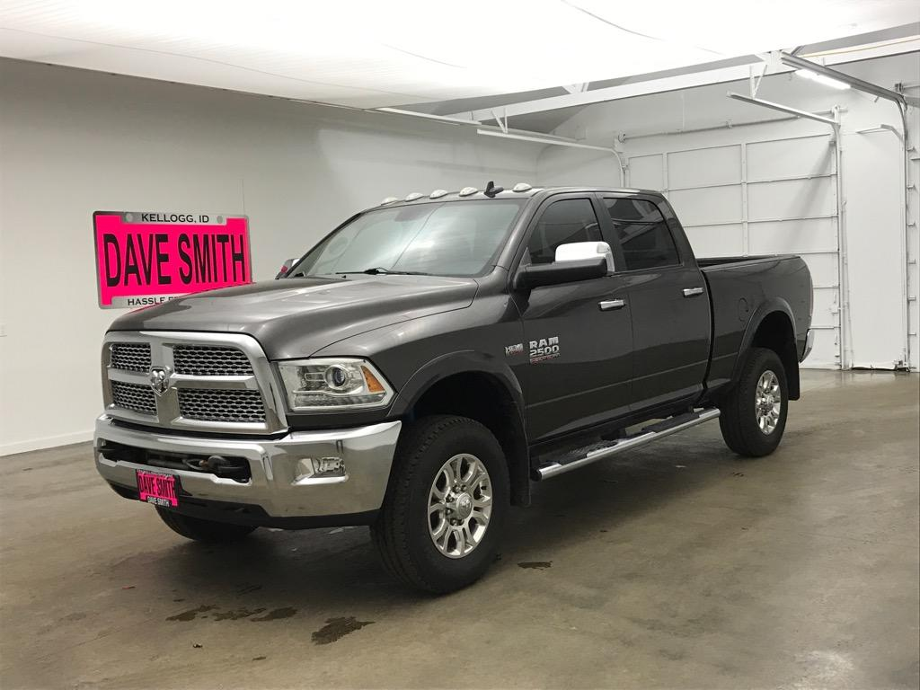 Pre-Owned 2015 Ram 2500 Laramie Power Wagon Crew Cab Short Box
