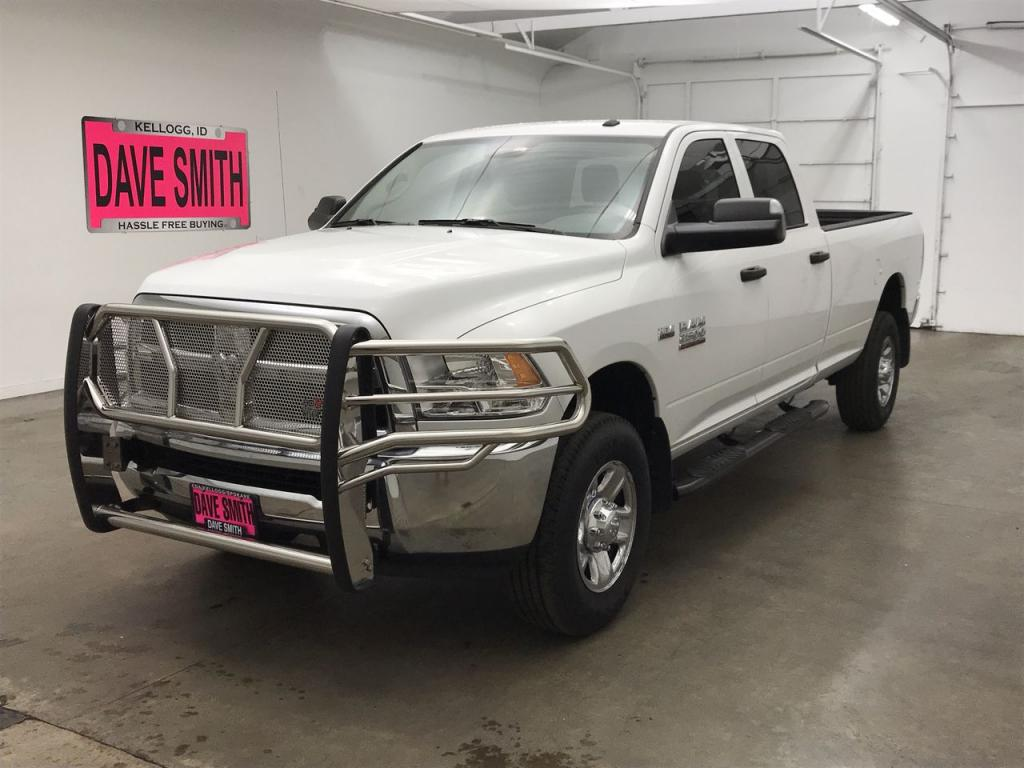 Pre-Owned 2018 Ram 2500 Tradesman Crew Cab Long Box