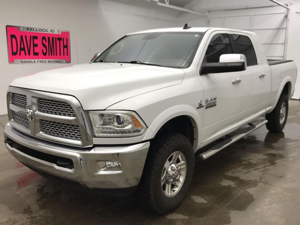 Pre-Owned 2013 Ram 2500 Laramie Mega Cab Short Box