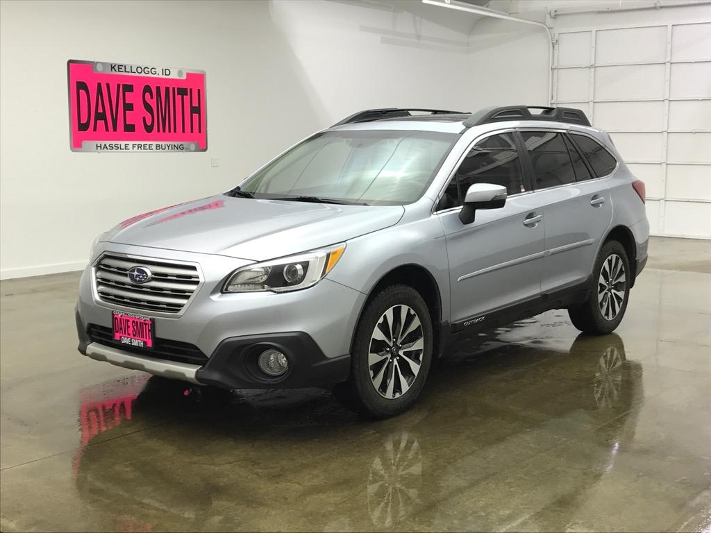 Pre-Owned 2016 Subaru Outback Limited