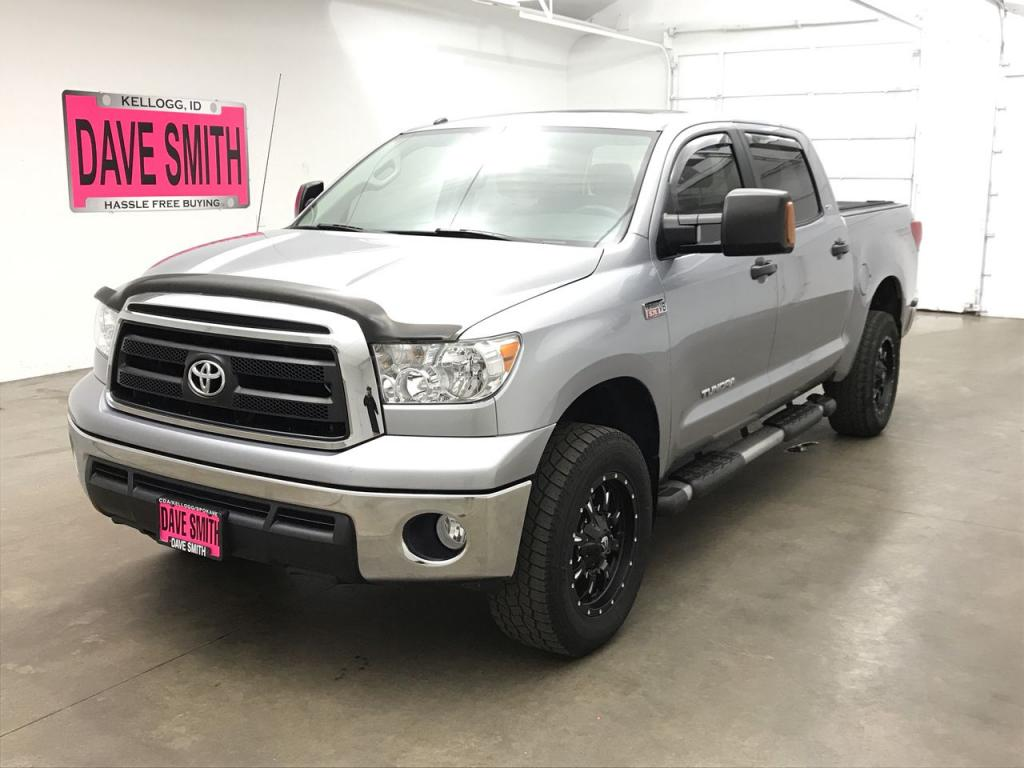 Pre-Owned 2012 Toyota Tundra SR5 Crew Cab Short Box