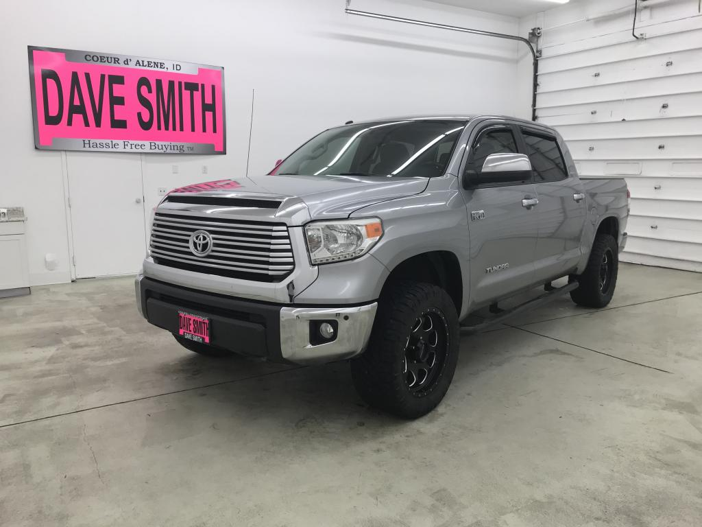 Pre-Owned 2014 Toyota Tundra Limited Crew Cab Short Box