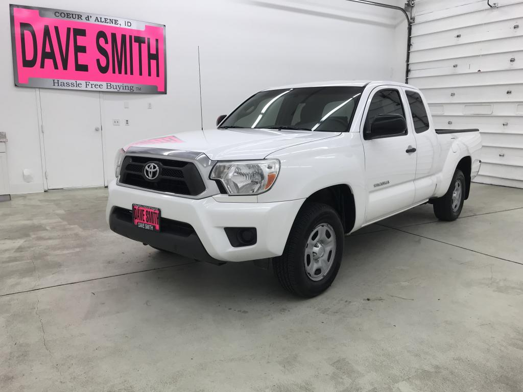 Pre-Owned 2014 Toyota Tacoma Extended Cab Short Box