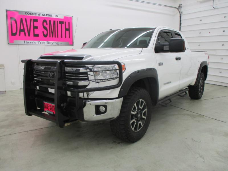 Pre Owned 2017 Toyota Tundra Double Cab Short Box