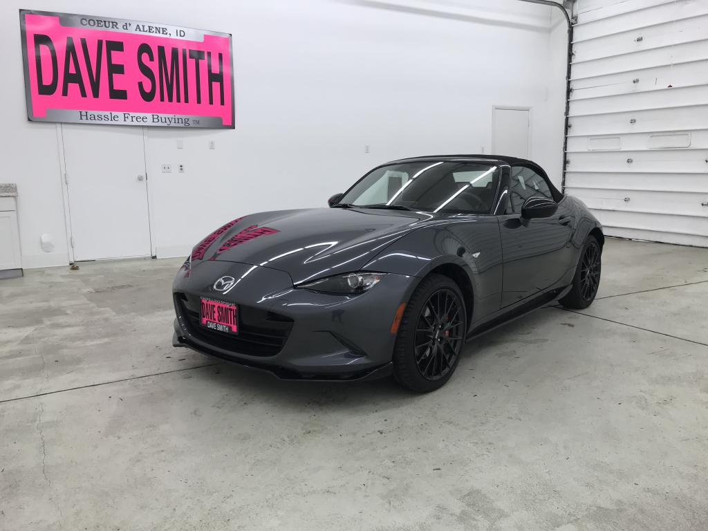 Pre-Owned 2016 Mazda MX-5 Miata Club
