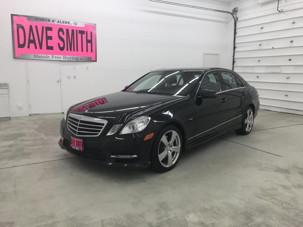 Pre-Owned 2012 Mercedes-Benz E-Class E350 4MATIC®