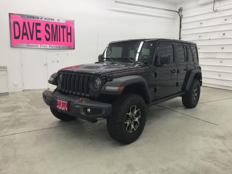 Pre-Owned 2018 Jeep Wrangler Unlimited Rubicon Unlimited