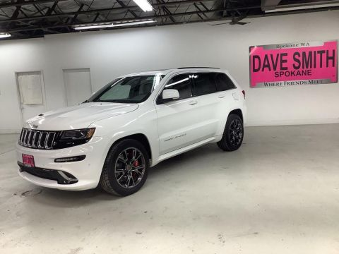 Pre-Owned 2015 Jeep Grand Cherokee SRT-8