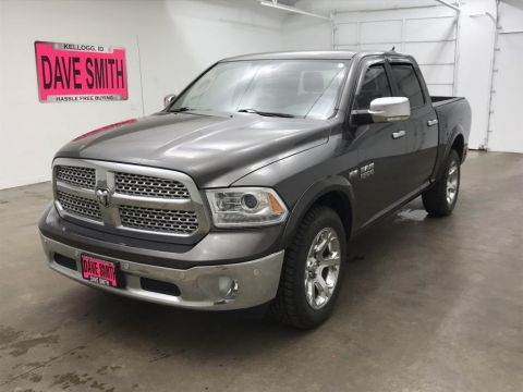 Pre-Owned 2014 Ram 1500 Laramie Crew Cab Short Box