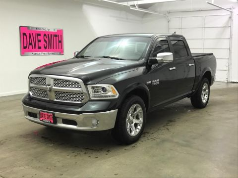 Pre-Owned 2016 Ram 1500 Laramie Crew Cab Short Box