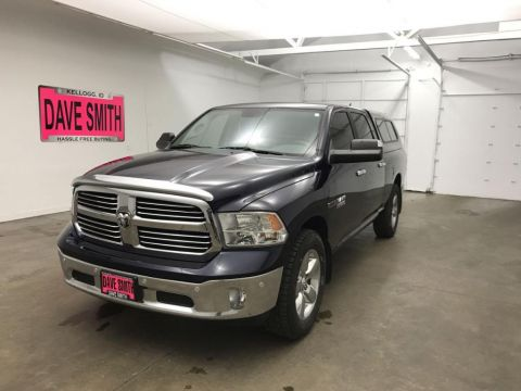 Pre-Owned 2015 Ram 1500 Big Horn Crew Cab Short Box
