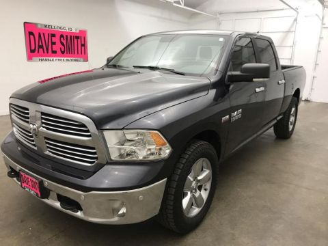 Pre-Owned 2017 Ram 1500 Big Horn Crew Cab Short Box