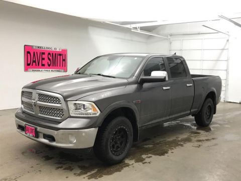 Pre-Owned 2015 Ram 1500 Laramie Crew Cab Short Box