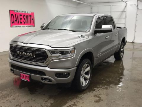 Pre-Owned 2019 Ram 1500 Limited Crew Cab Short Box