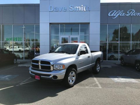 Pre-Owned 2005 Dodge Ram Pickup 1500 SLT
