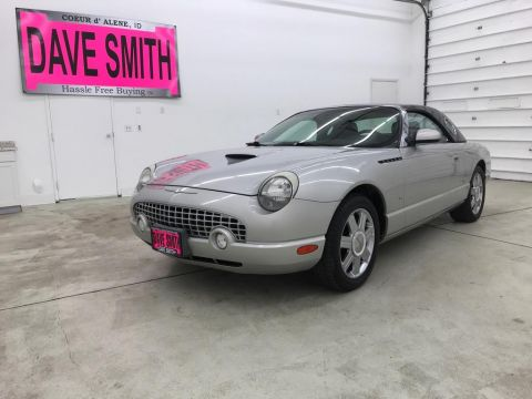 Pre-Owned 2004 Ford Thunderbird
