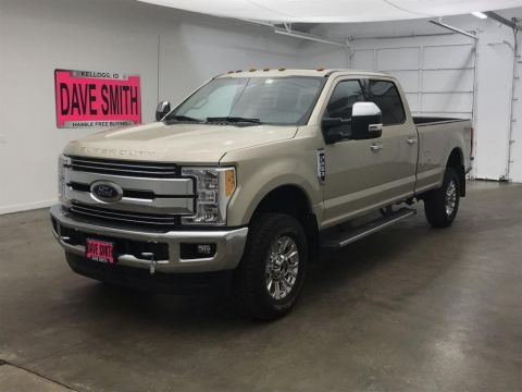 Pre-Owned 2017 Ford F-250 Super Duty