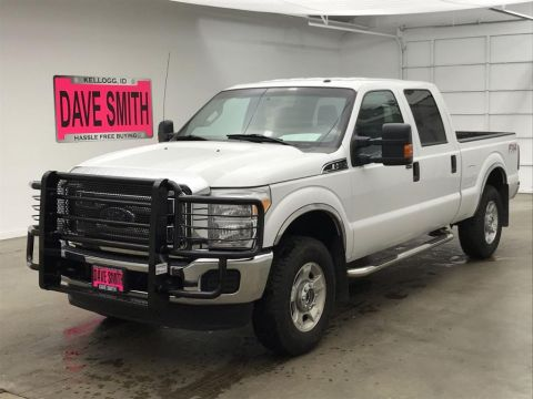 Pre-Owned 2016 Ford F-250 Super Duty