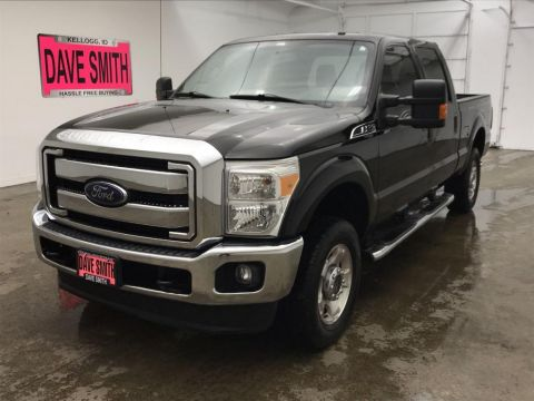 Pre-Owned 2016 Ford F-250 Super Duty Crew Cab Short Box