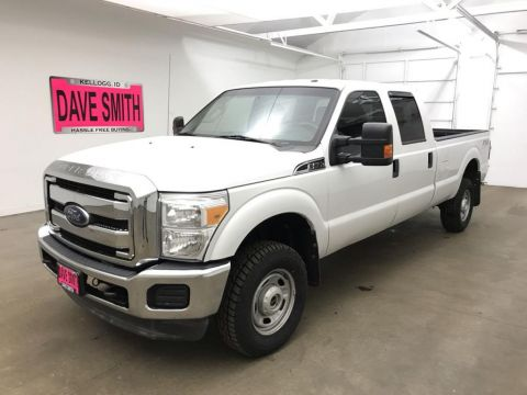 Pre-Owned 2015 Ford F-350 Super Duty Crew Cab Long Box