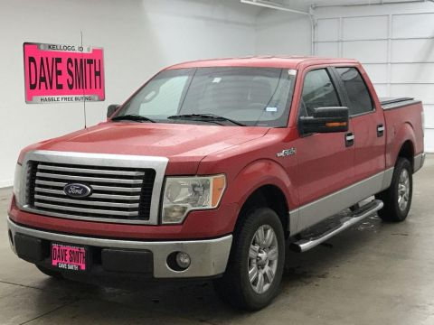Pre-Owned 2010 Ford F-150 Crew Cab Short Box