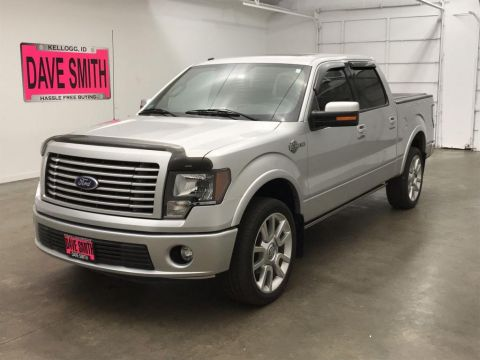 Pre-Owned 2011 Ford F-150 Crew Cab Short Box