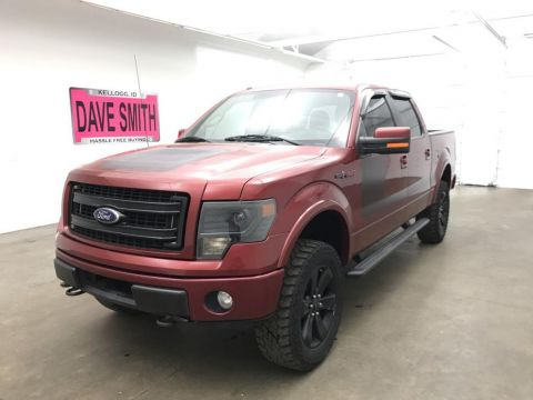 Pre-Owned 2013 Ford F-150 Crew Cab Short Box