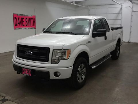 Pre-Owned 2014 Ford F-150 STX Extended Cab Short Box
