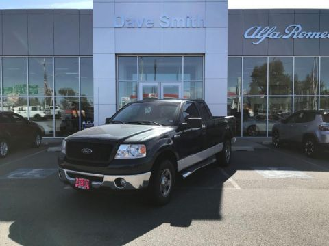 Pre-Owned 2006 Ford F-150 Extended Cab Short Box