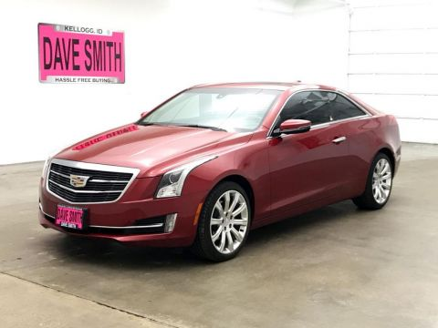 Pre-Owned 2016 Cadillac ATS Luxury