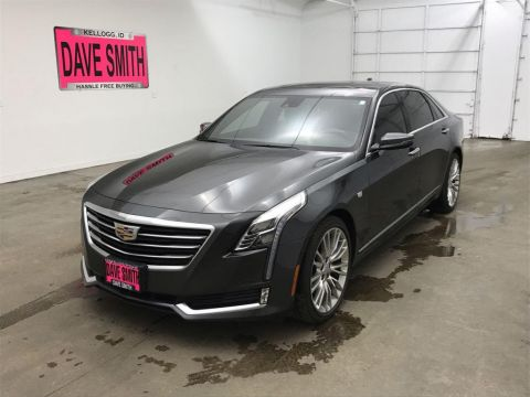 Pre-Owned 2017 Cadillac CT6 Premium Luxury