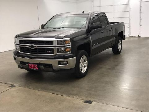 Pre-Owned 2014 Chevrolet Silverado 1500 LT Crew Cab Short Box
