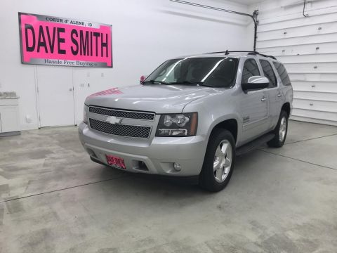 Pre-Owned 2010 Chevrolet Tahoe LTZ Texas Edition