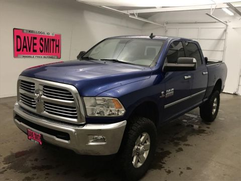 Pre-Owned 2014 Ram 2500 Big Horn Crew Cab Short Box